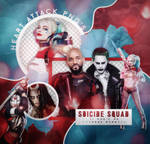 Pack png: Suicide Squad
