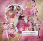 Pack png: Ariana Grande x Nicki Minaj