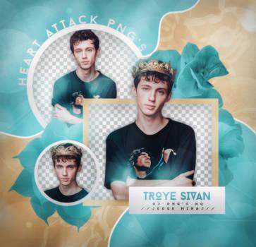 Pack png: Troye Sivan by JorgeMinaj