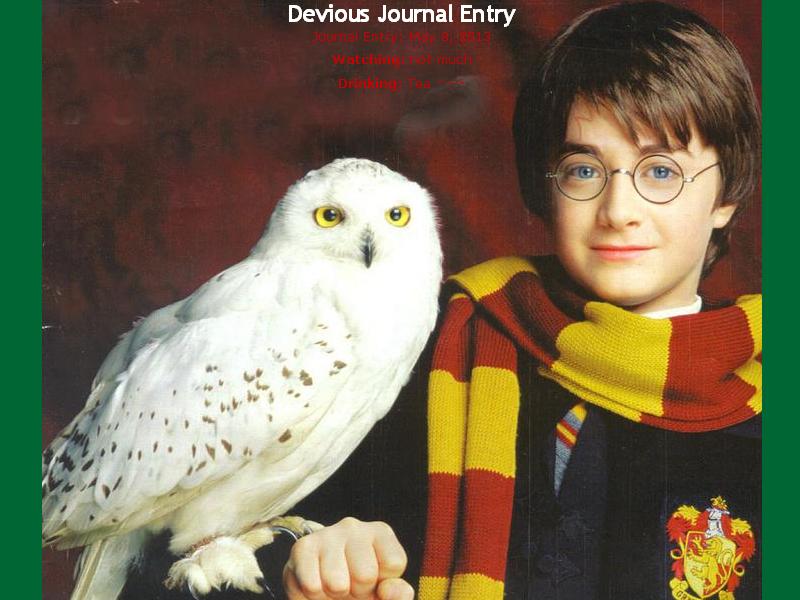 Harry Potter + Draco Malfoy Skin by littleblackmariah