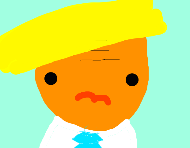 Donald trump by candycrazy87