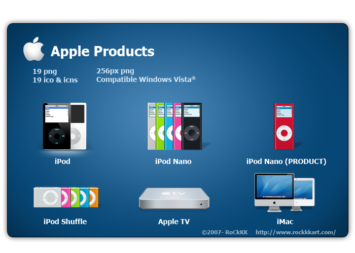 Apple Products by RocKkk