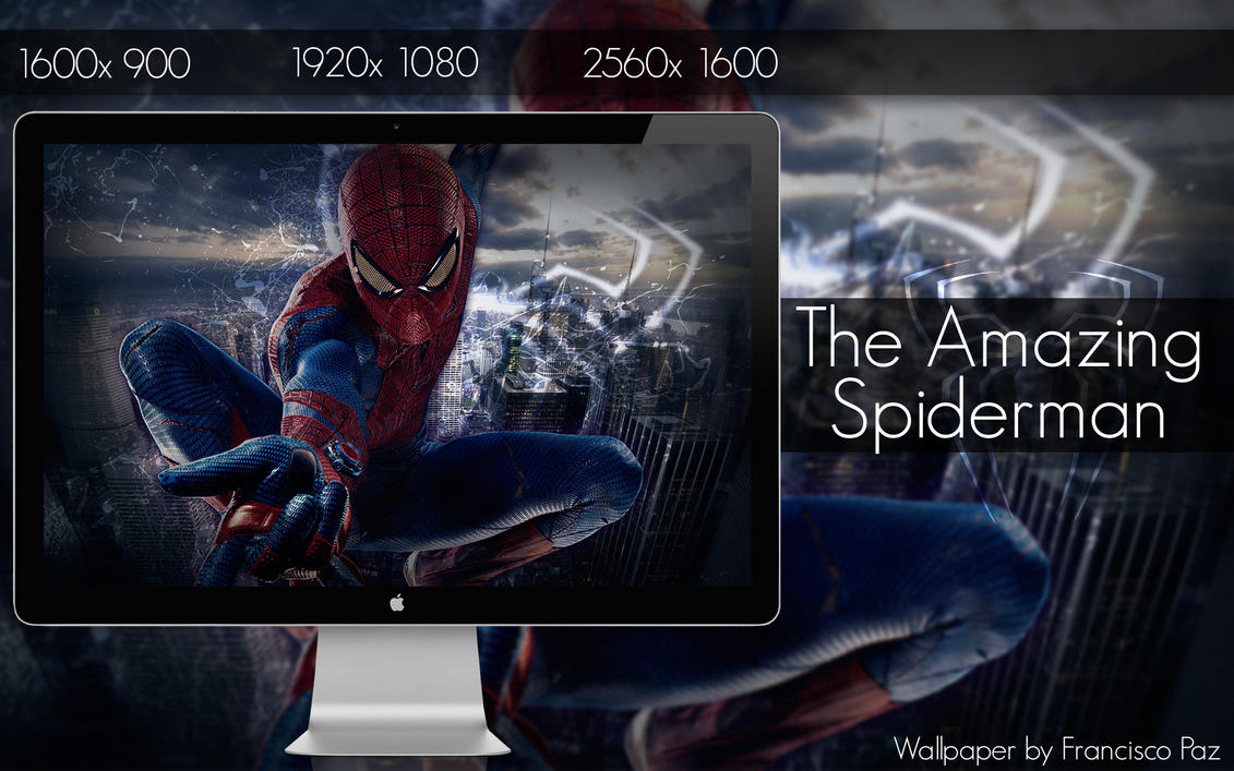 The Amazing Spiderman Wallpaper by criticalcreations