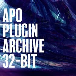 Apophysis Plugin Archive, 32-bit