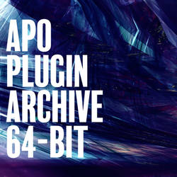 Apophysis Plugin Archive, 64-bit