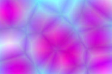 Voronoi Crystals Coded Animation