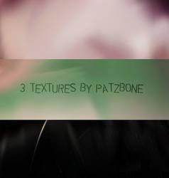 3 textures by patzbone