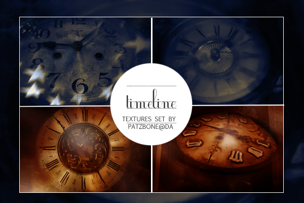 timeline textures set by patzbone