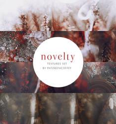 NOVELTY textures set by patzbone
