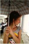 Under her umbrella -shemsi yee