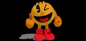 [MMD] Wii U Pac-Man DL by ShadowlesWOLF