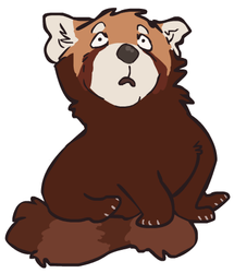Red Panda Animated Game by FoxedFerret