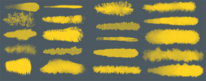 Photoshop Brushes II