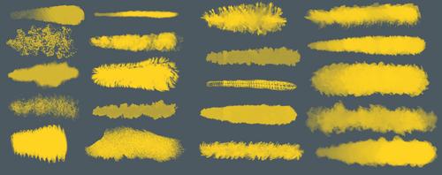 Photoshop Brushes II by Zalcoti