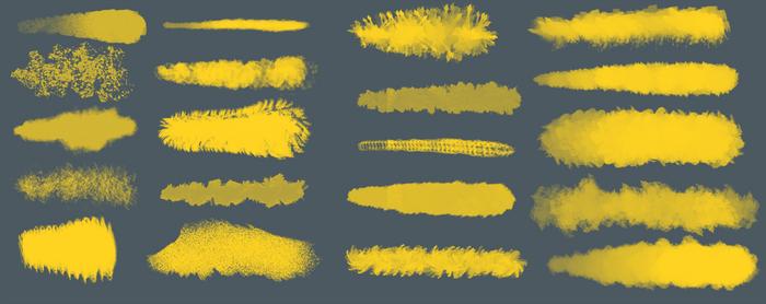 Photoshop Brushes II