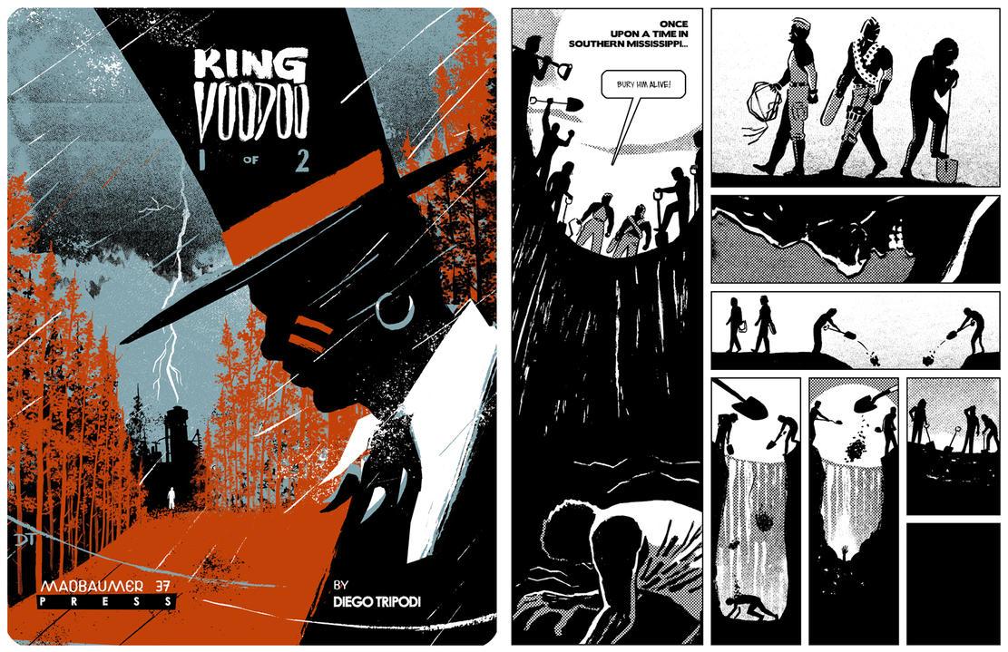 King Voodoo - Preview by DiegoTripodi