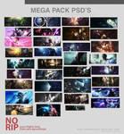 MegaPack Psd's LRO