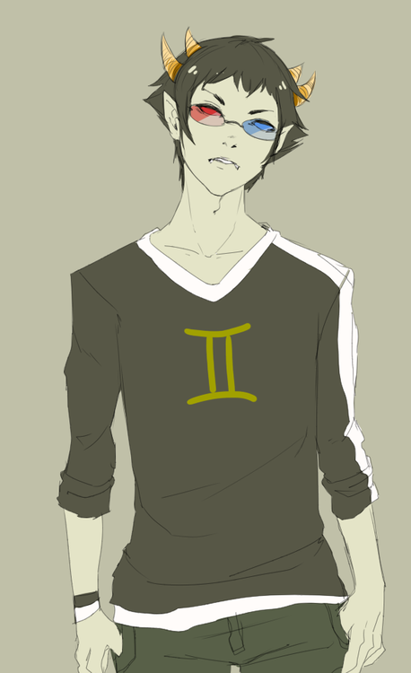 Summer Songs And Tag Alongs Sollux X Reader By