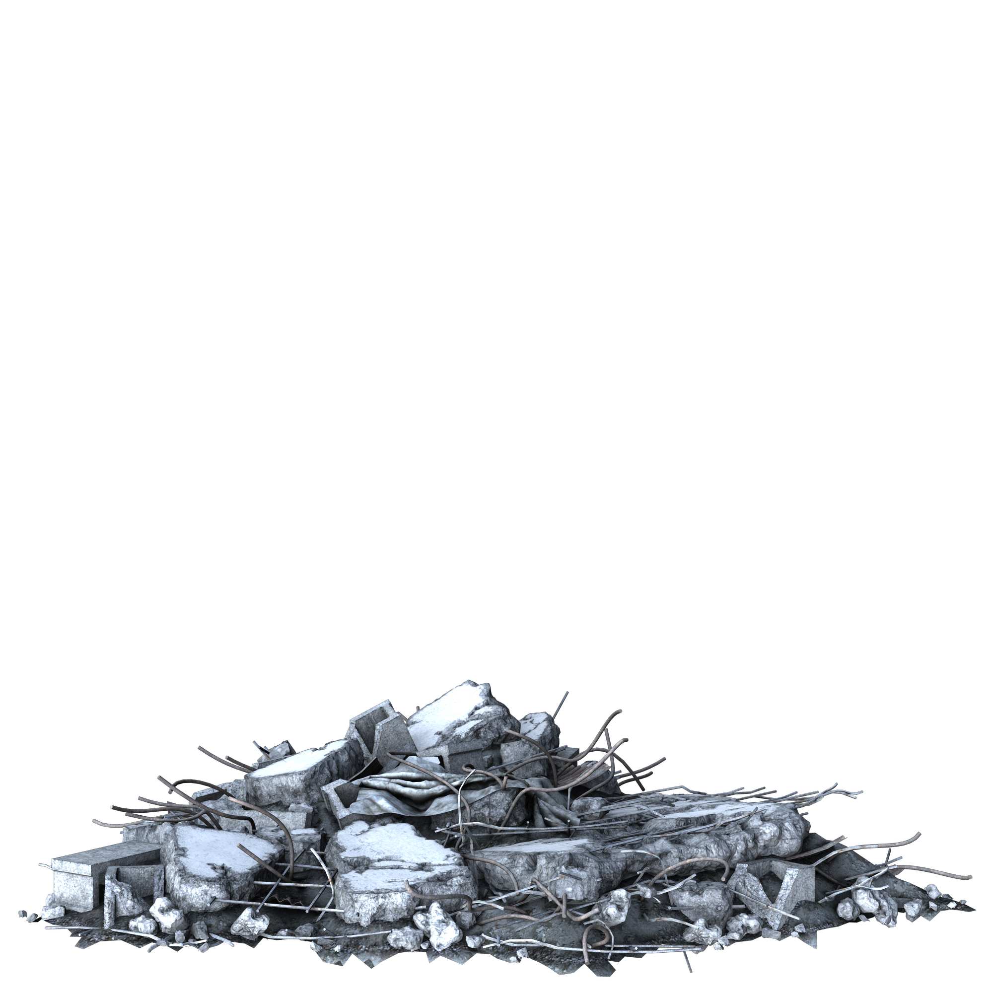 Flying Debris Png Rubble 7 by cga...