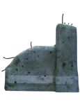 Ruined Wall 1