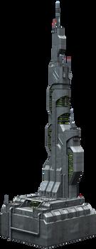 Scifi Building Series200