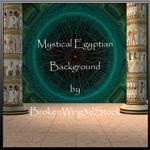 Mystical Egyptian Background