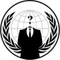 Anonymous Logo Emblem Download Vector Psd by anonidea