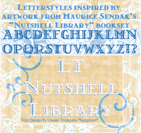LT Nutshell Library by nymphont