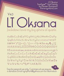 LT Oksana 6.0 by nymphont