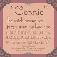 Connie Font
