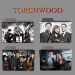 Torchwood Folder Icon Pack
