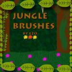 Jungle Brushes