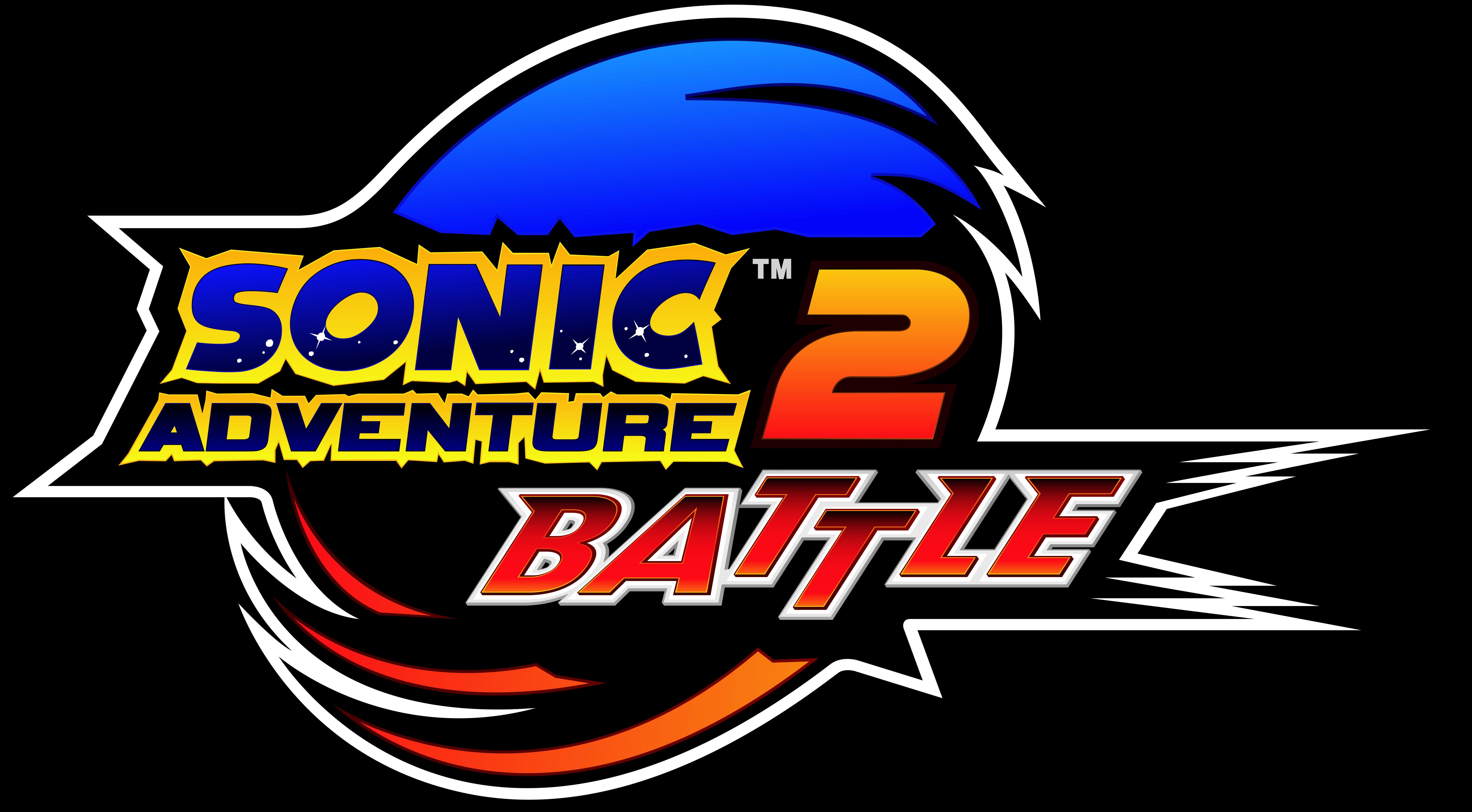Vector Sonic Adventure 2 Battle Logo By Rapbattleeditor0510 On Deviantart