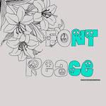 Font Peace