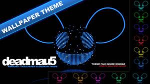 Deadmau5 W7 Wallpaper Theme