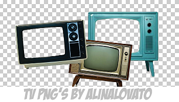 tv png's by alinalovato
