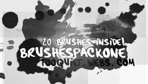Brushes Pack 1