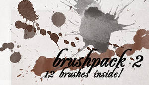 Brushes Pack 2