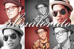 9 Bruno Mars Icons by alinalovato