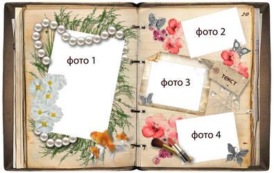 scarpbook PSD