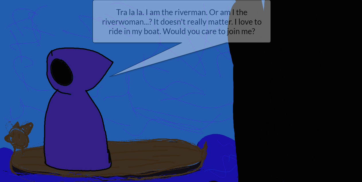 The River Person by DarleneBell24