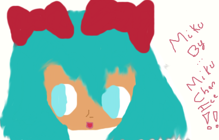 Untitled Drawing by MikuChanIce