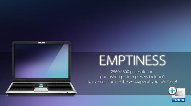 :emptiness: by liliumcruentus