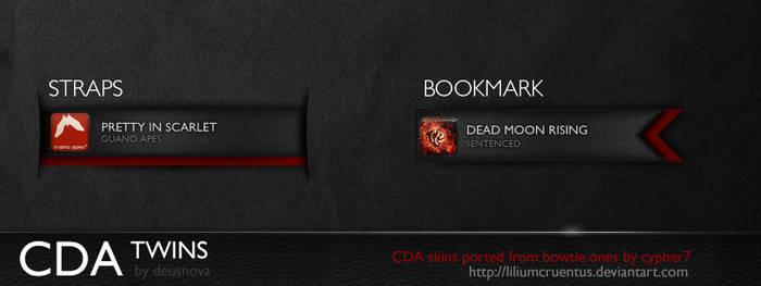 -twins for CDA-