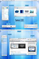 Samui 2.0 Guikit for Windows by kavin
