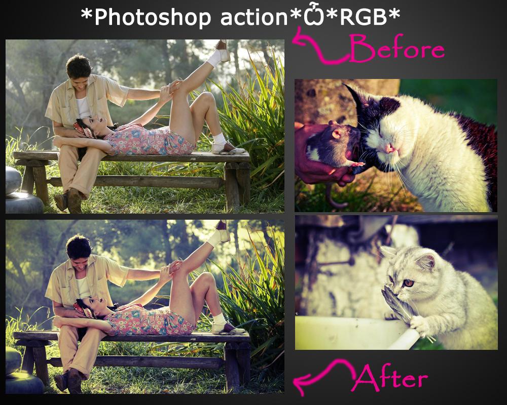 Action RGB by ArtAndreyCool