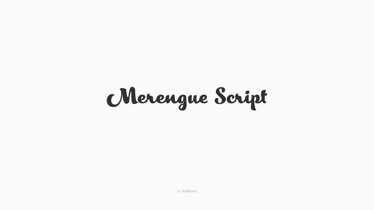MerengueScript by ArtAndreyCool
