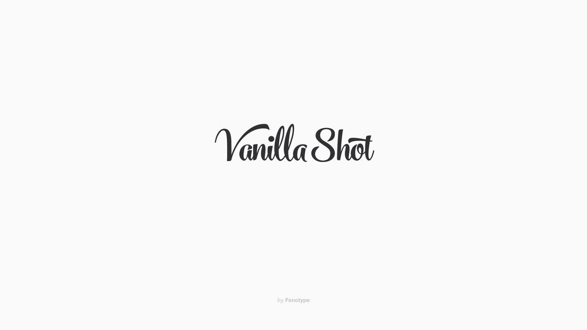 VanillaShot by ArtAndreyCool