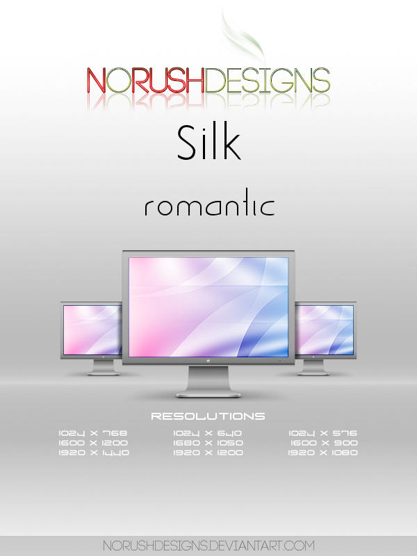 Silk: Romantic by NoRushDesigns