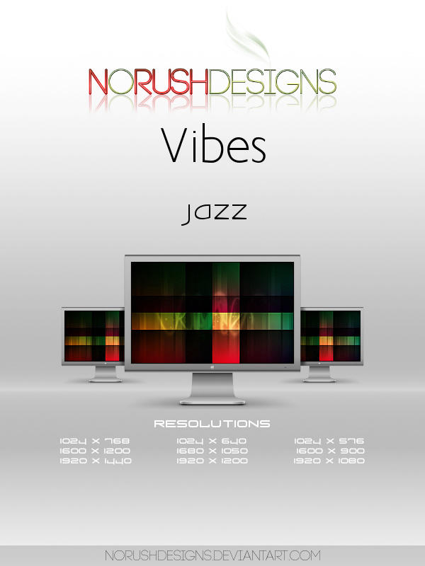 Vibes: Jazz by NoRushDesigns